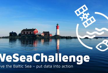 Itämeren tilaa halutaan parantaa satelliittidatan avulla